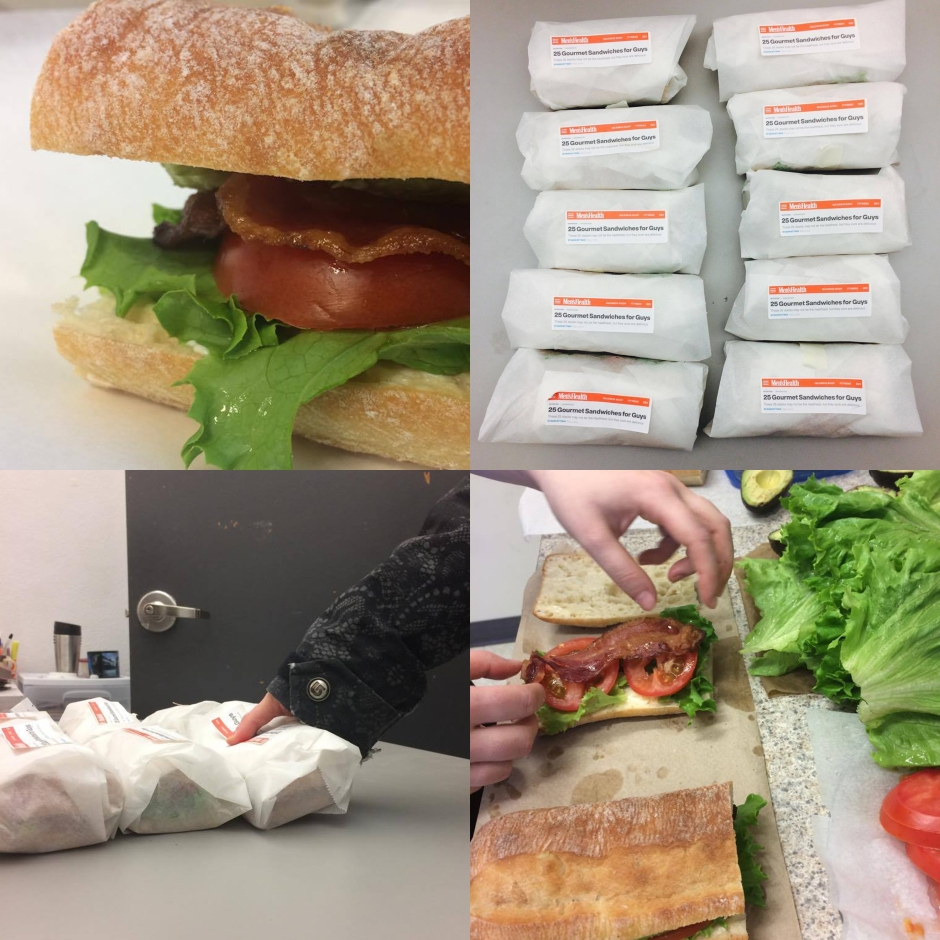 Sandwich 1 photos